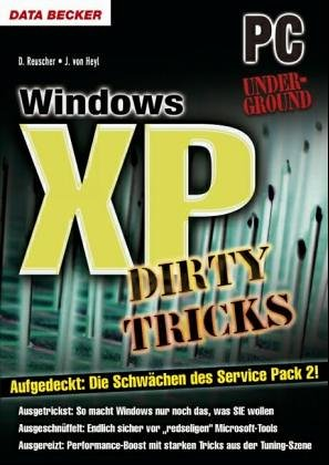 9783815823828: Windows XP Dirty Tricks 1 SP 2