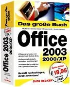 9783815825518: Das groáe Buch Office 2003, Sonderedition