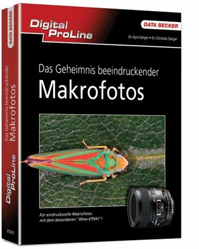 9783815826294: Digital Pro Line Makrofotos