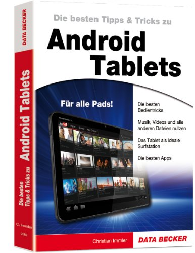 9783815828892: Android Tablets Tipps & Tricks