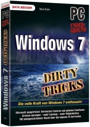 9783815829721: Windows 7 - Dirty tricks