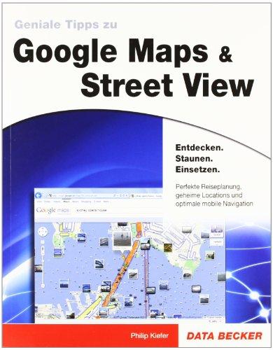 9783815830819: Google Maps & Street View Tipps