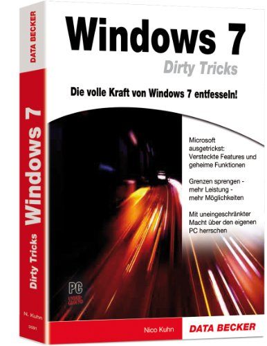 9783815830918: Windows 7 Dirty Tricks