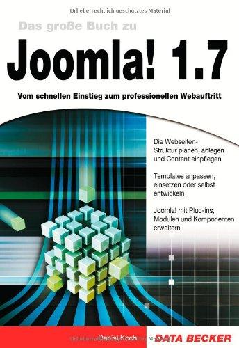 DGB JOOMLA! 1.7 - Vom schnellen Einstieg: Daniel Koch