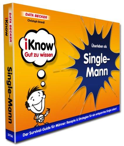 Überleben als single-mann
