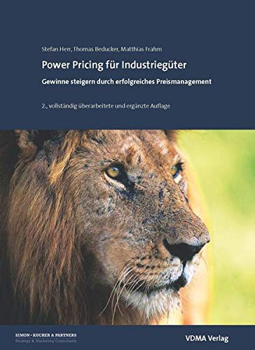 Power Pricing für Industriegüter: Stefan Herr