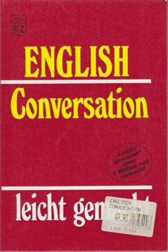 9783816602163: English Coversation leicht gemacht