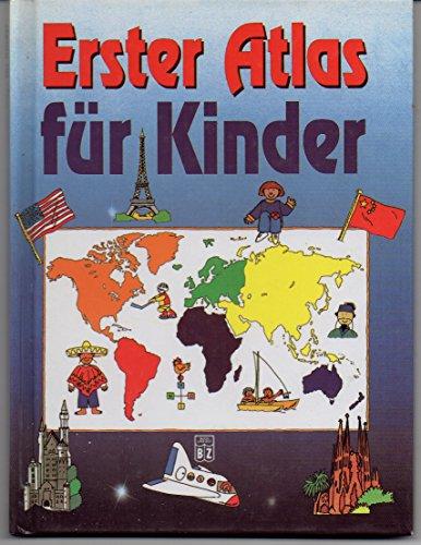 9783816602606: Erster Atlas für Kinder.