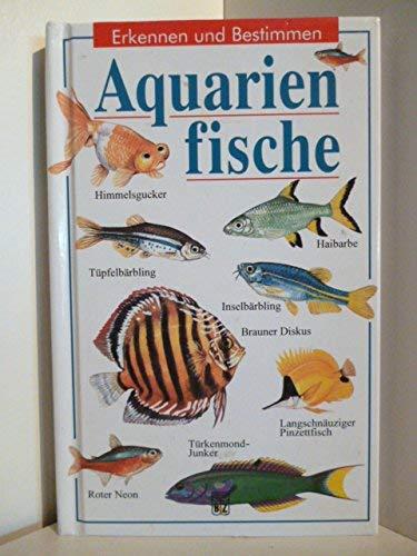 9783816604372: Aquarienfische.