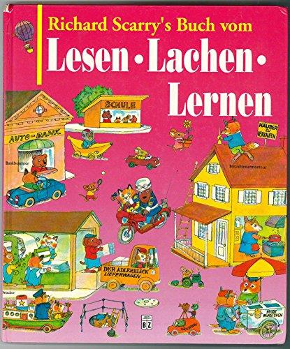 9783816639480: Richard Scarry's Buch vom Lesen - Lachen - Lernen