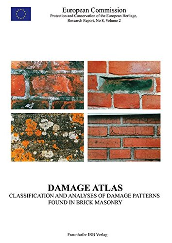 Damage Atlas: Classification and Analyses of Damage: L. Franke