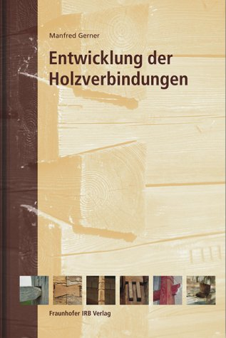 Manfred gerner autor zvab for Holzverbindungen zimmermann
