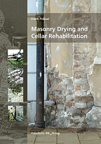 9783816762690: Masonry Drying and Cellar Rehabilitation