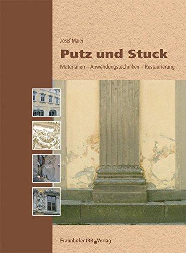 Putz und Stuck: Josef Maier