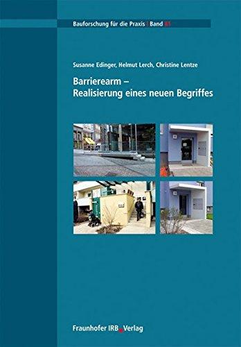 Barrierearm - Realisierung eines neuen Begriffes: Susanne Edinger