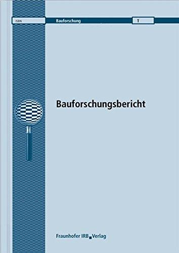 9783816779995: Korrosionsverhalten der Bewehrung im Bereich von Rissen bei Verwendung hochfester Betone in den Expositionsklassen XD1 und XD3 unter Praxisbedingungen. Abschlussbericht