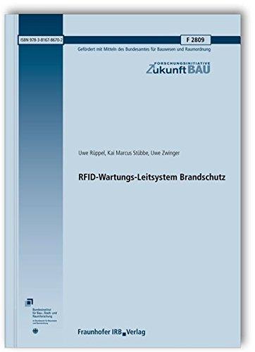 9783816786702: RFID-Wartungs-Leitsystem Brandschutz