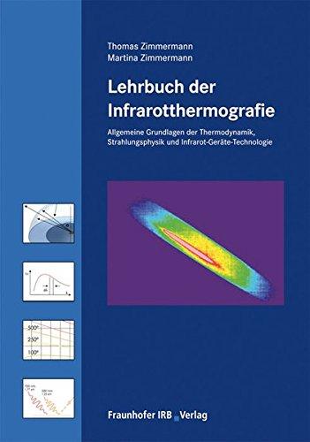 9783816786733: Lehrbuch der Infrarotthermografie