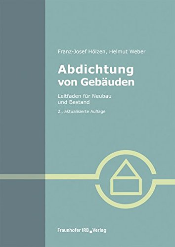 Abdichtung von Gebäuden: Franz-Josef Hölzen