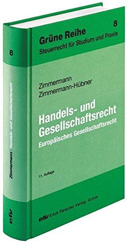 Handels- und Gesellschaftsrecht: Klaus Spangemacher