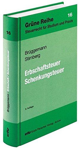 Erbschaftsteuer, Schenkungsteuer: Gerd Brüggemann