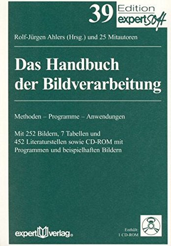 Das Handbuch der Bildverarbeitung: Rolf-Jürgen Ahlers