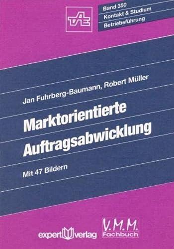 9783816909583: Marktorientierte Auftragsabwicklung