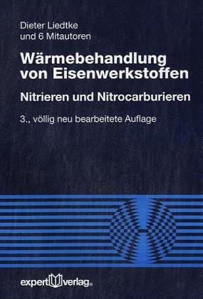 9783816910923: Wärmebehandlung von Eisenwerkstoffen.