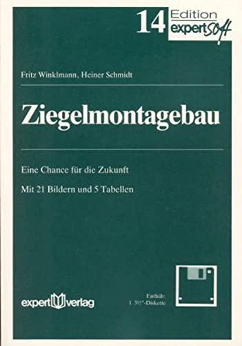 Ziegelmontagebau: Fritz Winklmann