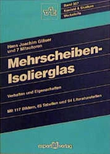 9783816912200: Mehrscheiben-Isolierglas