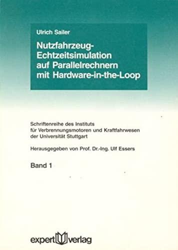 9783816915164: Nutzfahrzeug-Echtzeitsimulation auf Parallelrechnern mit Hardware-in-the-Loop