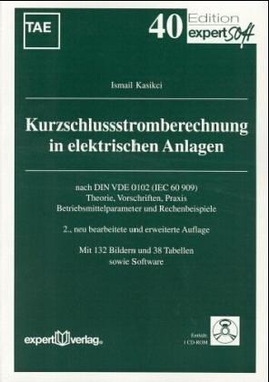 9783816918356: Kurzschlußstromberechnung in elektrischen Anlagen, m. CD-ROM