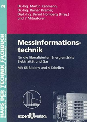 Messinformationstechnik: Martin Kahmann