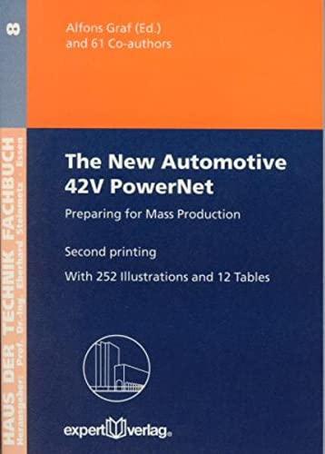 The New Automotive 42V PowerNet: Alfons Graf