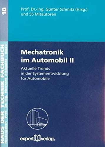 Mechatronik im Automobil 2: Günter Schmitz