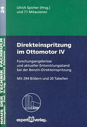 Direkteinspritzung im Ottomotor 4: Eberhard Steinmetz