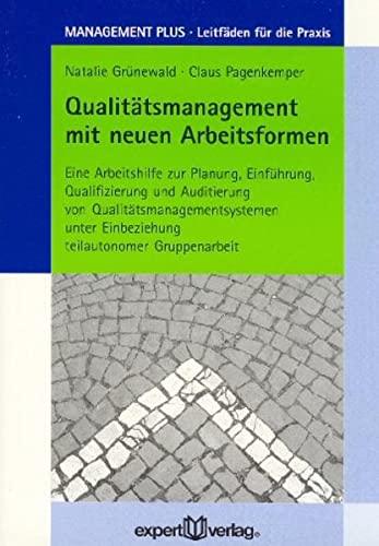 Qualitätsmanagement mit neuen Arbeitsformen: Natalie Grünewald