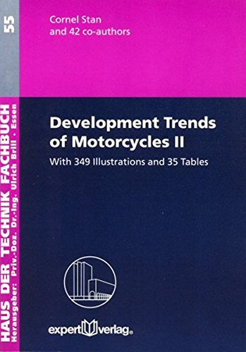 9783816925491: Development Trends of Motorcycles, II