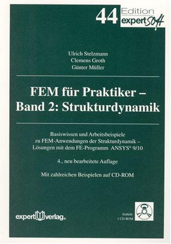 9783816926214: FEM für Praktiker 2. Strukturdynamik