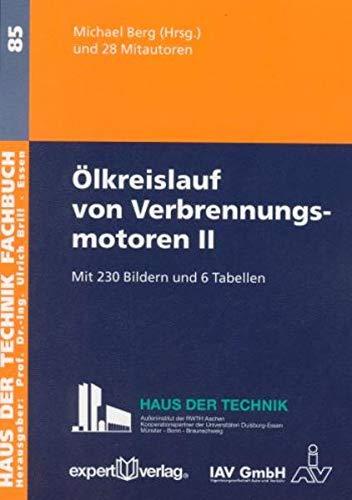 9783816926719: ™lkreislauf im Verbrennungsmotor II