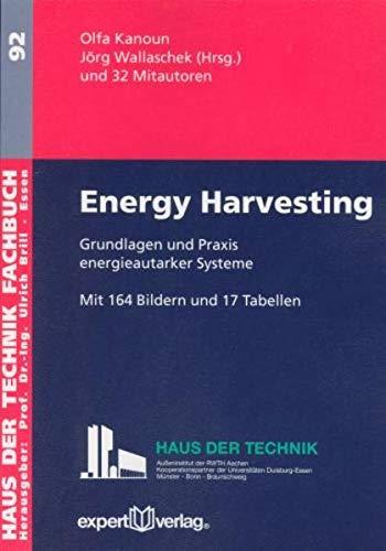 Energy Harvesting: Olfa Kanoun