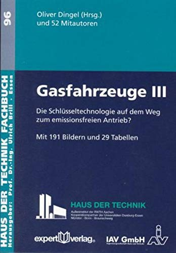 Gasfahrzeuge 3: Oliver Dingel