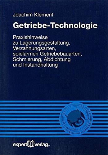 Getriebe-Technologie: Joachim Klement