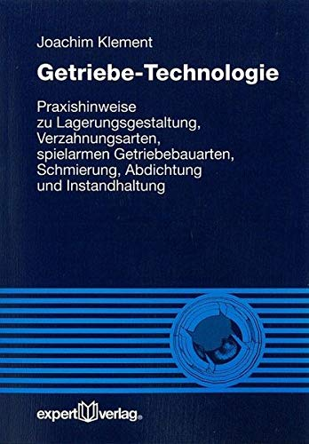 Getriebe-Technologie: Joachim Klement