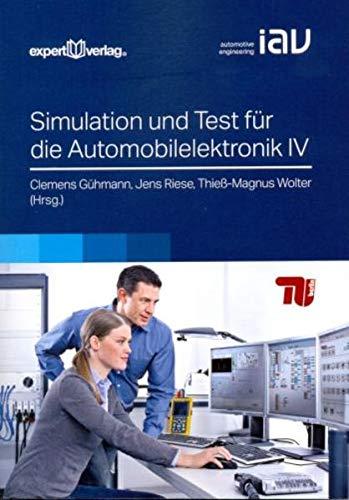 Simulation und Test für die Automobilelektronik, IV: Clemens G�hmann