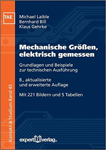 Mechanische Größen, elektrisch gemessen: Michael Laible