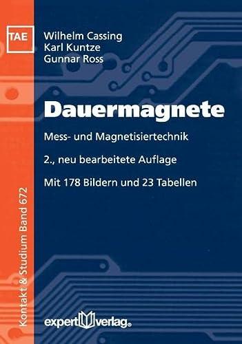 Technische Dauermagnete: Dietrich Seitz