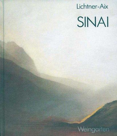 9783817020072: Sinai (German Edition)