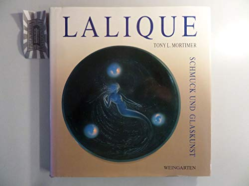 9783817021024: Lalique - Schmuck und Glaskunst