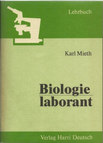 9783817110599: Biologielaborant